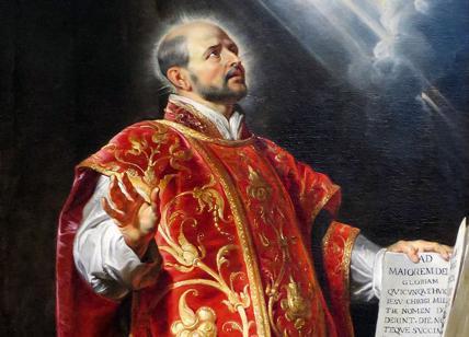 A Sant'Ignazio di Loyola