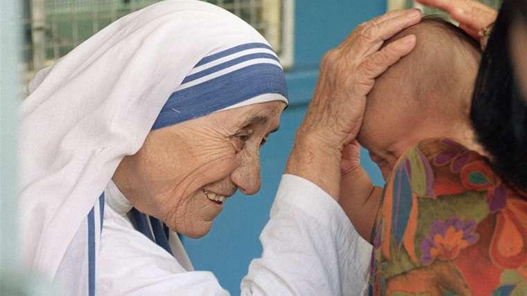 Santa Teresa di Calcutta per la famiglia
