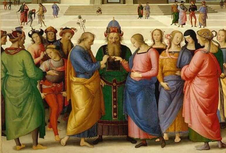 Novena dello Sposalizio della Beata Vergine Maria e San Giuseppe
