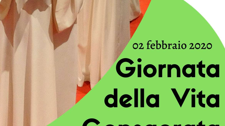 2 febbraio: Giornata della Vita Consacrata