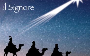 06 gennaio: Arrivano i Re Magi!