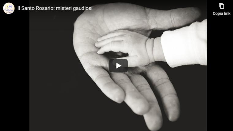 Il Santo Rosario: Misteri Gaudiosi