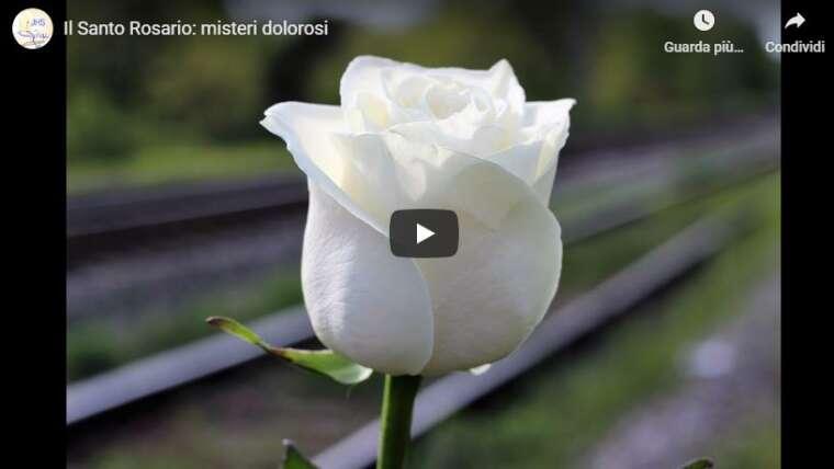 Il Santo Rosario: Misteri Dolorosi