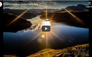 Il Santo Rosario: Misteri della Luce