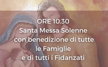 27-12-2020 Festa della Famiglia