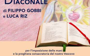 Diaconato Filippo Gobbi e Luca Riz