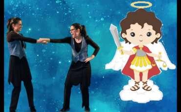 10. L&J alla scoperta degli arcangeli e… di un personaggio speciale!